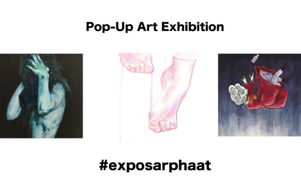 POP-UP ART EXHIBITION